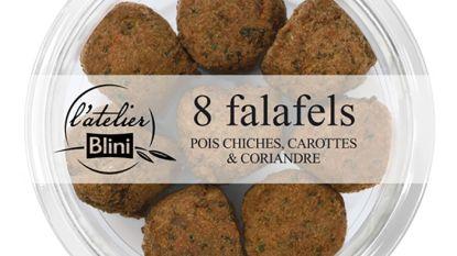 Delhaize vraagt falafel besmet met listeria terug te brengen