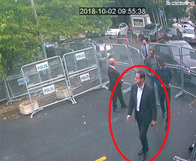 Maher Abdulaziz Mutreb, volgens de Turkse krant Sabah de hoofdverdachte in de moordzaak.