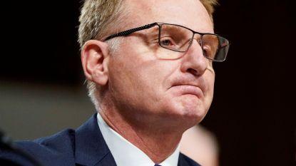Amerikaanse minister neemt ontslag na corona-affaire vliegdekschip