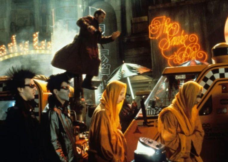 'Blade Runner': de straten zijn als een kelder.