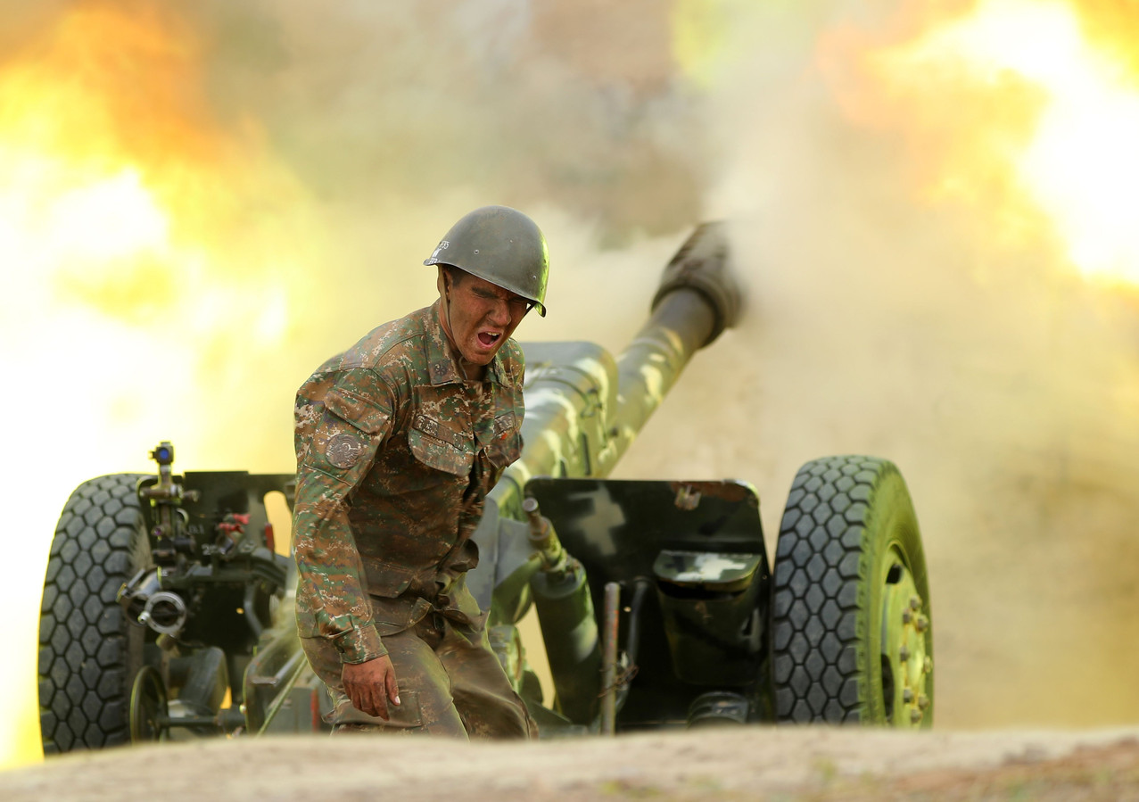 C'est la deuxième fois que les deux parties tentent de parvenir à un cessez-le-feu après trois semaines de combats qui ont fait des centaines de morts au Nagorny Karabakh.