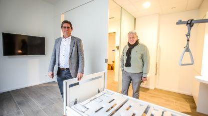 IN BEELD: In de laatste rechte lijn voor de bewoners kunnen verhuizen naar de eerste fase van nieuw woonzorgcentrum Jacky Maes
