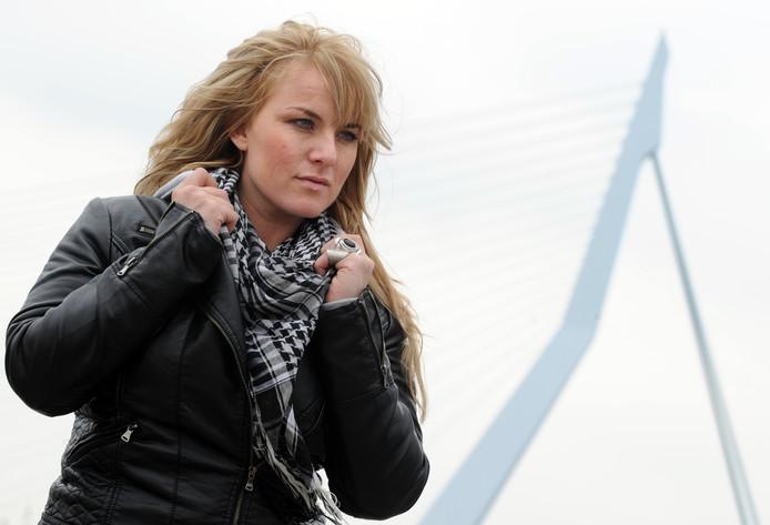 Rachel in 2009.