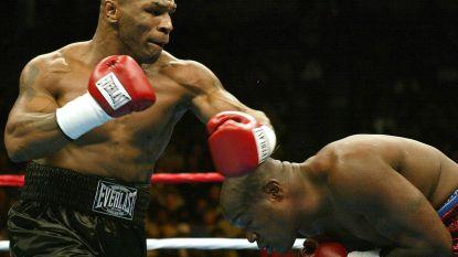 """""""Boksen hielp me te voorkomen om op mensen te schieten"""": Mike Tyson praat vrijuit over zijn jeugdjaren"""