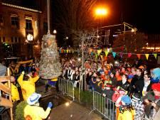 Helmonds carnaval uitgeluid met buitenfeest