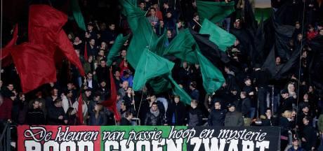 Supporters NEC roepen op tot solidariteit: 'Steun de club en vraag geld seizoenkaart niet terug'