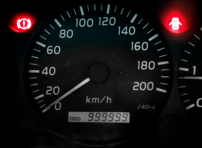 martien heeft miljoen kilometer op teller van zijn auto | auto | ad.nl
