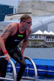Zwemmers zevende op WK open water: 'Niets zeker in dit tactische steekspel'