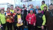 Somival-atleten blinken uit in G-loop aan gemeentelijk sportstadion