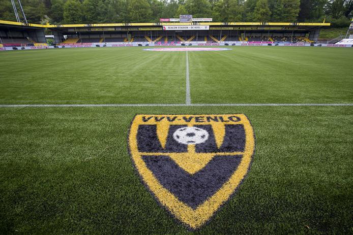 Stadion De Koel van VVV-Venlo.