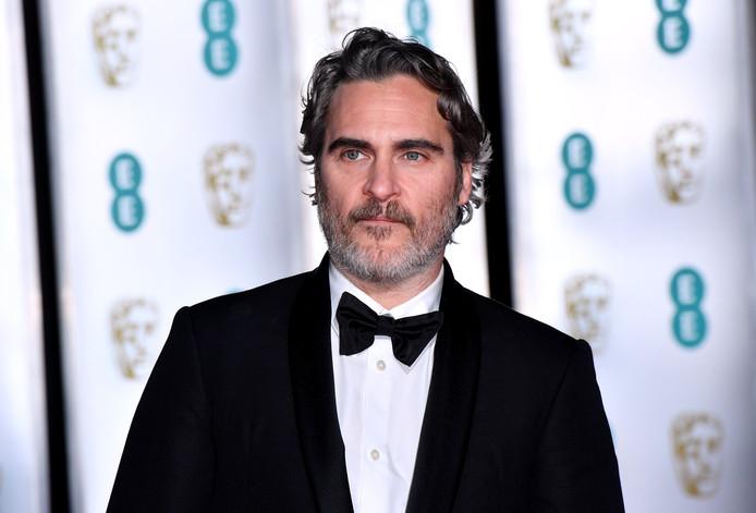 Joaquin Phoenix, aux BAFTA, à Londres, le 2 février 2020.