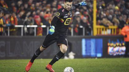 """Michael Verrips (22), Nederlandse revelatie in doel bij KV Mechelen: """"AA Gent toonde interesse, maar ik zit goed bij KVM"""""""