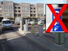 Bewoners halen opgelucht adem: parkeren bij Vleuterweide blijft voorlopig gratis