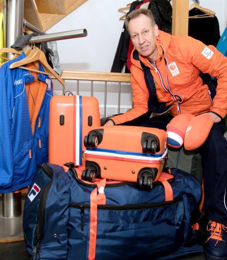 Ommer fysiotherapeut Erik Wink opnieuw naar Olympische Spelen