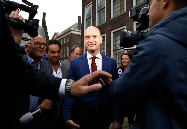 Gert-Jan Segers (CU) Beeld anp