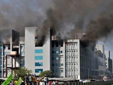 Meerdere doden door brand bij Serum Institute in India, grootste vaccinproducent ter wereld