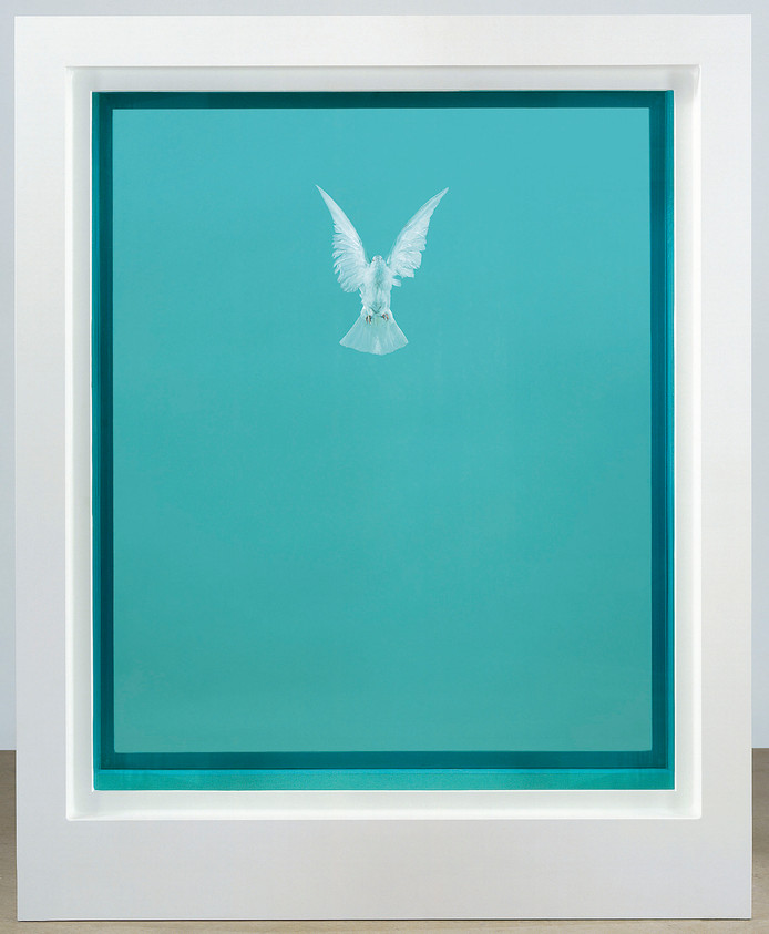 The Incomplete Truth van Damien Hirst.