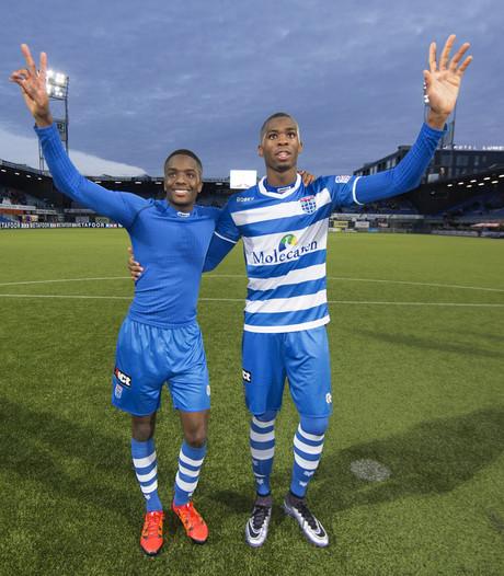 PEC Zwolle speelt met Hatto Heim