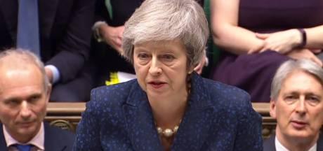 'Dit is een klap voor de autoriteit van May'