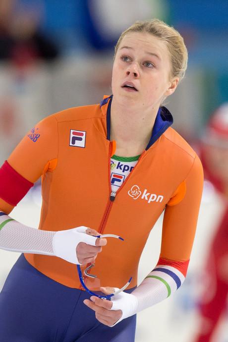 Beuling wint goud op het WK schaatsen