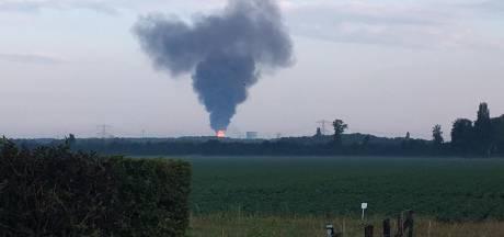 Oorzaak van storing bij Shell gevonden, ook komende dagen nog kans op overlast van fakkelen