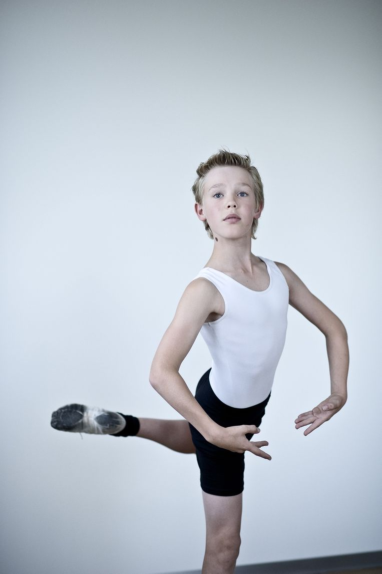 Carlos (13) uit Zoetermeer. Beeld Linelle Deunk