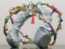 Digitaal grasduinen tussen kunst van examenleerlingen beeldende vorming Marianum