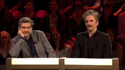 Wim Helsen en Jeroom niet onder de indruk van Eriks moppen