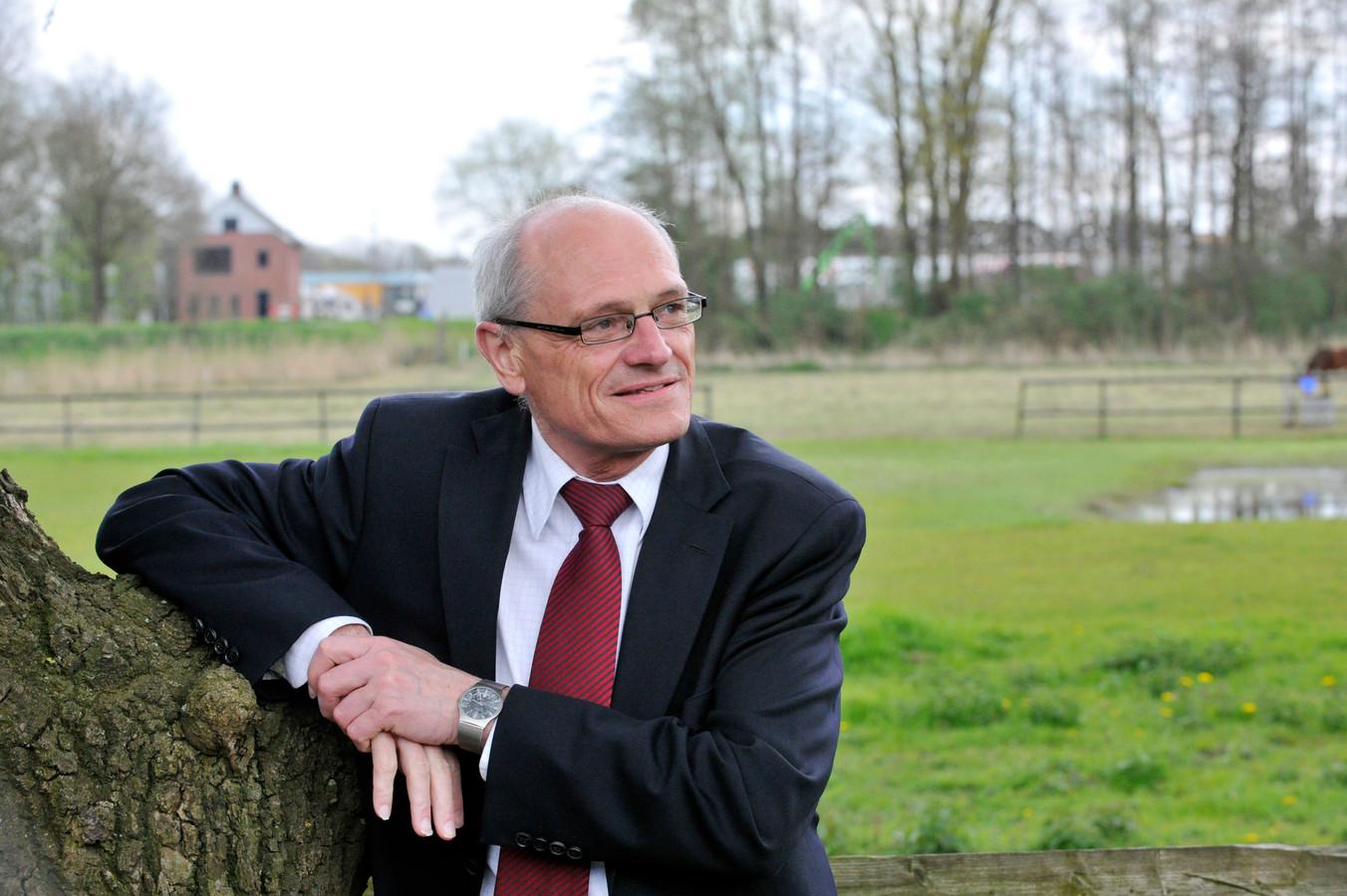 """Gerard Sanderink: """"Ik mocht van de Centric-directie niet me Rian van Rijbroek op bezoek bij de Nederlansche Bank."""""""