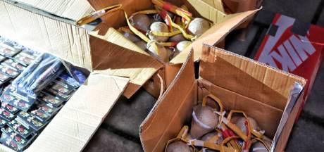 Zorgen bij VVD over oud en nieuw in Tilburg, 'Illegaal vuurwerk simpel te verkrijgen'