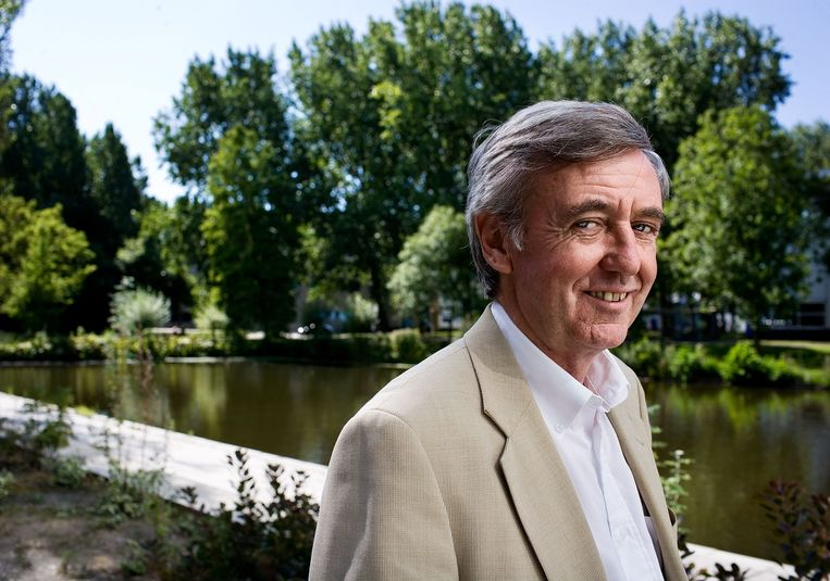Frans Saris, oud-directeur ECN in Petten. Beeld Guus Dubbelman