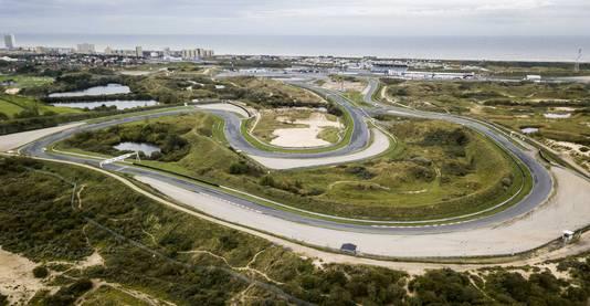 De Formule 1 keert begin mei terug op het Circuit Zandvoort