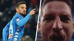 Dries Mertens trapt Napoli met knappe winner in minuut 88 toch nog feestend eindejaar in