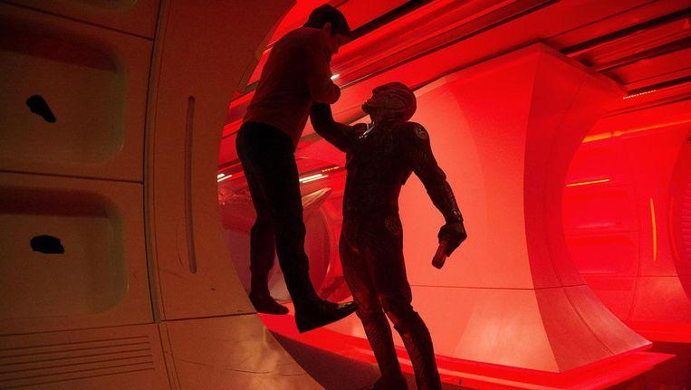 Star Trek Beyond. Beeld