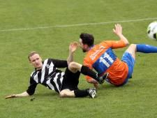 TSVV Merlijn pas in slotfase langs GVV'63