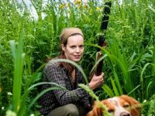 Marijke (36) raakte twintig jaar geen vlees aan en is nu verslingerd aan de jacht