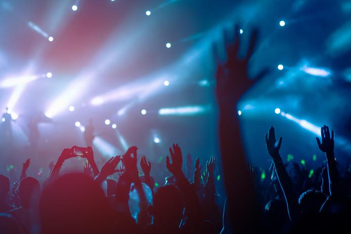 stockadr festival muziek concert publiek zingen