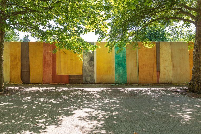 Franse kunst in Frederiksoord Beeld S VELDEMA/ Into Nature