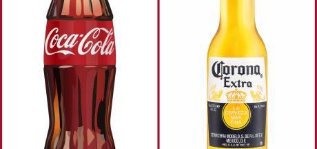 Moederbedrijf Corona en Coca-Cola ervaren last van coronavirus