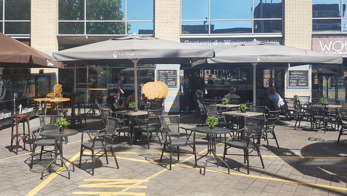 Het verbouwde café De Wagenmeester