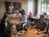De vrijheid moet gevierd worden en dat kan smakelijk in dit restaurant in Oosterhout