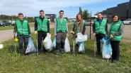 109 Kempense bedrijven leggen het werk neer...om zwerfvuil te ruimen