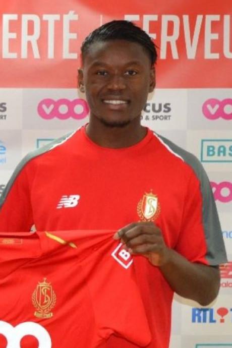 Anthony Limbombe débarque en prêt au Standard