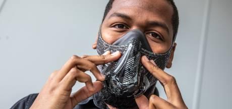 Gewichtentraining voor de longen met Zwols sportmasker