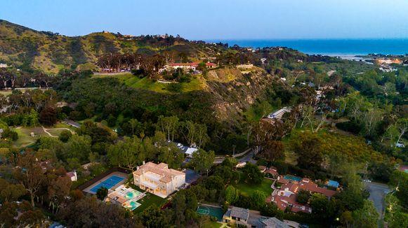 In deze luxevilla in Malibu willen Harry en Meghan de zomer doorbrengen