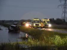 Vrouw (78) overleden na botsing in Biesbosch