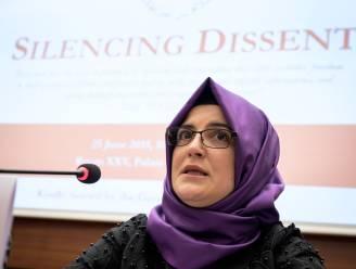 Verloofde van vermoorde journalist Khashoggi wil internationaal onderzoek