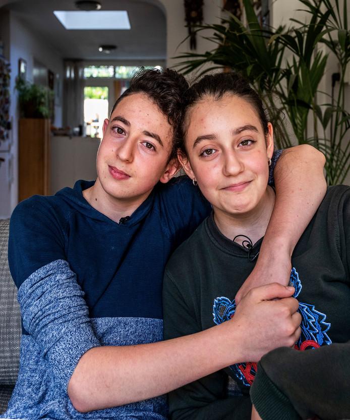 2018, De Armeense tieners Lili en Howick zouden worden uitgezet, maar mochten op het laatste moment toch blijven.