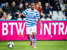 Van Overbeek mag weg bij De Graafschap