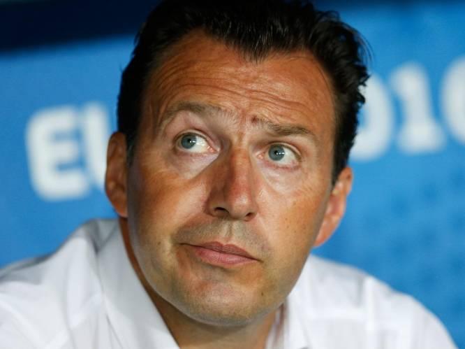 """Marc Wilmots ziet met lede ogen diepe crisis bij ex-club Schalke 04 aan: """"Het brandt overal"""""""